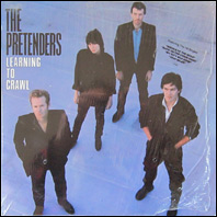 Pretenders - Learning to Crawl (original vinyl)