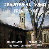 Traditional Songs Of Princeton
