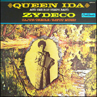 Queen Ida & The Bon Temps Band Play the Zydeco
