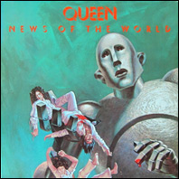 Queen - News of the World (original vinyl)