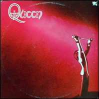 Queen - Queen (their debut album)