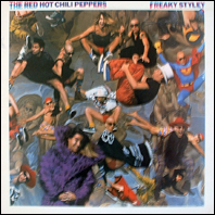 Red Hot Chilip Peppers - Freaky Styley