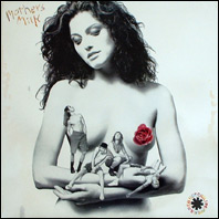 Red Hot Chili Peppers - Mothers Milk (original vinyl)