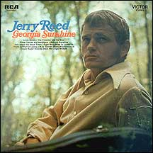 Jerry Reed - Georgia Sunshine LP