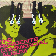 The Residents - Commerical ALbum (original vinyl)