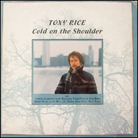 Tony RSice - Cold On The Shoulder (original vinyl)