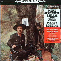 Marty Robbins - More Gunfighter Ballads & Trail Songs