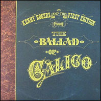 Kenny Rogers - The Ballad of Calico (2-LP set)