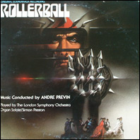 Rollerball (soundtrack)