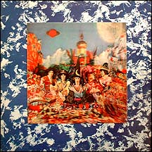 Rolling Stones - Their Satanic Majesties Request (original holographic cover)
