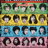 Rolling Stones - Some Girls (original-cover vinyl)