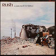 Rush - A Farewell To Kings (original)
