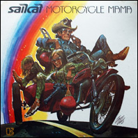 Sailcat - Motorcycle Mama