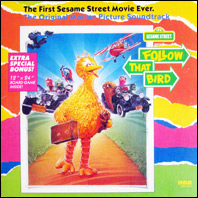 Follow That Bird (soundtrack) - Sesame Street