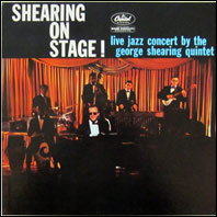 George Shearing - Shearing On Stage