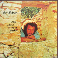Ben Sidran  - Puttin ' In Time On Planet Earth