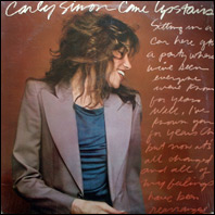 Carly Simon - Come Upstairs (sealed)