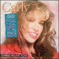 Carly Simon - Coming Around Again - sealed original