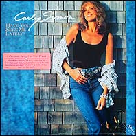 Carly Simon - Have You Seen Me Lately -sealed vinyl
