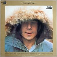 Paul Simon - self-titled - quadraphonic
