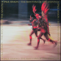 Paul SImon - The Rhytm Of The Saints (original vinyl)