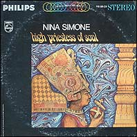 Nina Simone - High Priestess Of Soul (original vinyl)