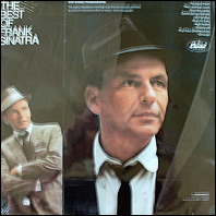 The Best of Frank SInatra (original vinyl)