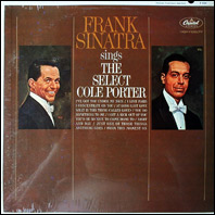 Frank Sinatra Sings The Select Cole Porter - sealed original vinyl