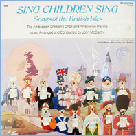 Sing Children Sing - Songs of the British Isles
