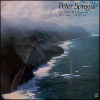 Peter Sprague - Na Pali Coast (sealed vinyl)