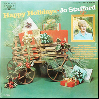 Jo Stafford - Happy Holidays (sealed original)