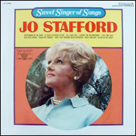 Jo Stafford - Sweet Singer Of Songs (sealed)
