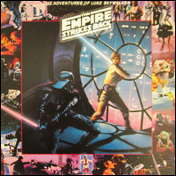 Star Wars: The Empire Strikes Back: The Adventures Of Luke Skywalker