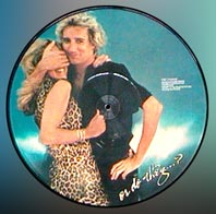 Rod Stewart picture disc