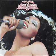 Donna Summer - Live and More (2 LPs)