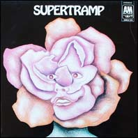 Supertramp -Supertramp (original U.K. release)