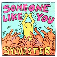 Sylvester - SOmeone Like You - Keith Haring art