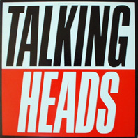 Talking Heads - True Stories (original vinyl)