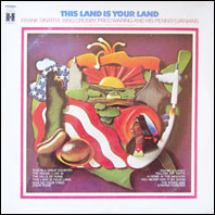 This Land Is Your Land - Frank Sinatra, Fred Waring