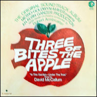 Three Bites Of The Apple (soundtrack)