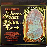 J.R.R. Tolkien - Poems & Songs of Middle Earth
