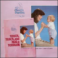 Touch, Teach ANd Hug A Toddler