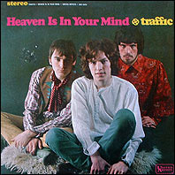 Traffic - Heaven Is In Your Mind (rare original vinyl)