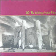 U2 - The Unforgettable Fire (original vinyl)