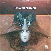 Ultimate Spinach, self-titled 3rd album