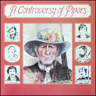 A Controversy of Pipers (vinyl)