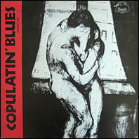 Various Artists - Copulatin' Blues