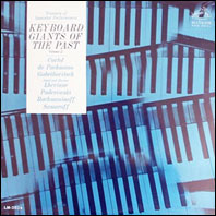 Various Artists - Keyboard Giants of the Past Vol.2