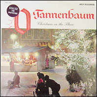 O Tannenbaum: Christmas on the Rhine (sealed vinyl)