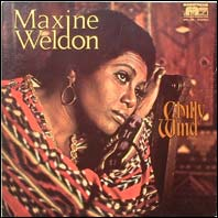 Maxine Weldon Chilly Wind